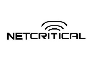 mark for NETCRITICAL, trademark #78782138