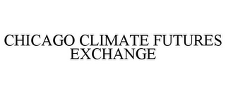 mark for CHICAGO CLIMATE FUTURES EXCHANGE, trademark #78782503