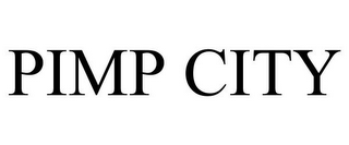 mark for PIMP CITY, trademark #78782540