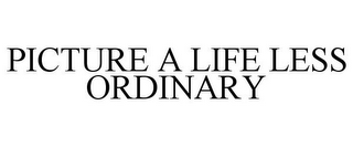 mark for PICTURE A LIFE LESS ORDINARY, trademark #78784335