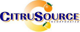 mark for C CITRUSOURCE INCORPORATED, trademark #78784372