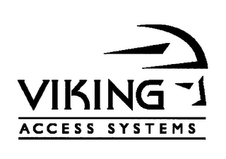 mark for VIKING ACCESS SYSTEMS, trademark #78784912