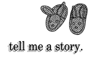 mark for TELL ME A STORY., trademark #78785094
