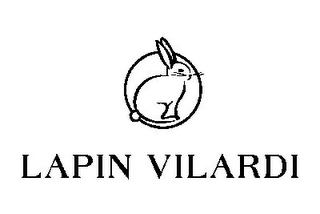 mark for LAPIN VILARDI, trademark #78785178