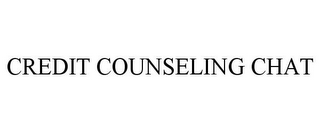 mark for CREDIT COUNSELING CHAT, trademark #78785240
