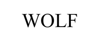 mark for WOLF, trademark #78785351