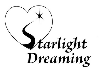 mark for STARLIGHT DREAMING, trademark #78785479