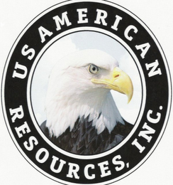 mark for US AMERICAN RESOURCES, INC., trademark #78786635