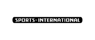 mark for SPORTS INTERNATIONAL, trademark #78786845