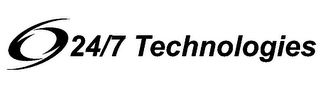 mark for 24/7 TECHNOLOGIES, trademark #78786893