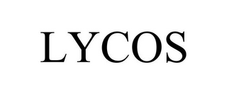 mark for LYCOS, trademark #78788052
