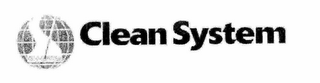 mark for CLEAN SYSTEM, trademark #78789441