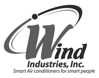 mark for WIND INDUSTRIES, INC. SMART AIR CONDITIONERS FOR SMART PEOPLE, trademark #78790628