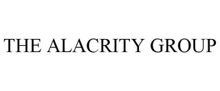 mark for THE ALACRITY GROUP, trademark #78790636