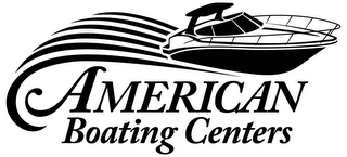 mark for AMERICAN BOATING CENTERS, trademark #78791115