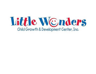 mark for LITTLE WONDERS CHILD GROWTH & DEVELOPMENT CENTER, INC., trademark #78791306