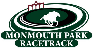 mark for MONMOUTH PARK RACETRACK, trademark #78791394