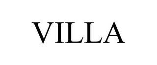 mark for VILLA, trademark #78791921