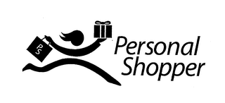 mark for PERSONAL SHOPPER PS, trademark #78792190