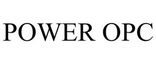 mark for POWER OPC, trademark #78792299