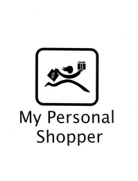 mark for MY PERSONAL SHOPPER, trademark #78792324