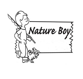 mark for NATURE BOY, trademark #78793160