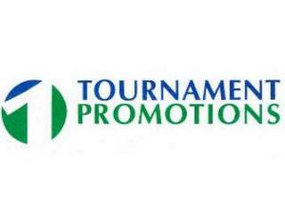 mark for 1 TOURNAMENT PROMOTIONS, trademark #78793358