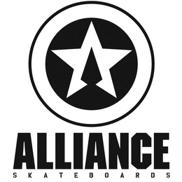 mark for ALLIANCE SKATEBOARDS, trademark #78794173