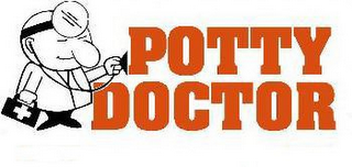 mark for POTTY DOCTOR, trademark #78795518