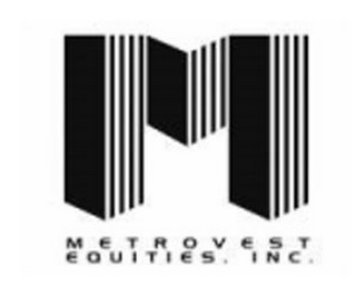 mark for M METROVEST EQUITIES, INC., trademark #78795914