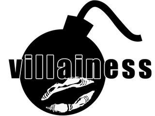 mark for VILLAINESS, trademark #78796160
