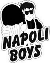mark for NAPOLI BOYS, trademark #78796571