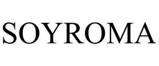 mark for SOYROMA, trademark #78797179