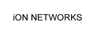 mark for ION NETWORKS, trademark #78797273