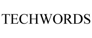 mark for TECHWORDS, trademark #78798110