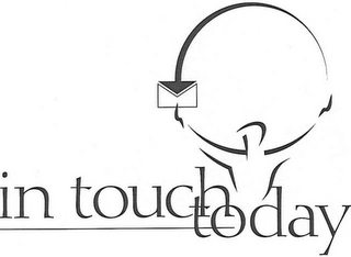 mark for IN TOUCH TODAY, trademark #78800732