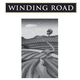 mark for WINDING ROAD, trademark #78801328