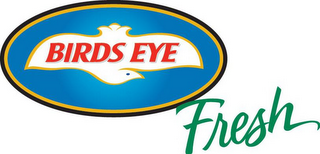 mark for BIRDS EYE FRESH, trademark #78802498