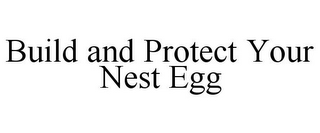 mark for BUILD AND PROTECT YOUR NEST EGG, trademark #78802945