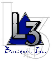 mark for L3 L3 BUILDERS, INC., trademark #78803262