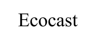 mark for ECOCAST, trademark #78803901