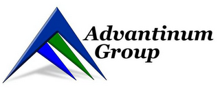 mark for A ADVANTINUM GROUP, trademark #78804083