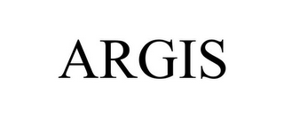 mark for ARGIS, trademark #78804659