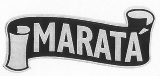 mark for MARATÁ, trademark #78805596