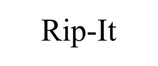 mark for RIP-IT, trademark #78806171