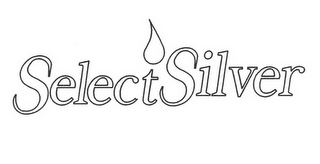 mark for SELECT SILVER, trademark #78806201
