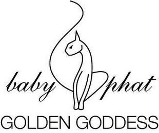 mark for BABY PHAT GOLDEN GODDESS, trademark #78806662