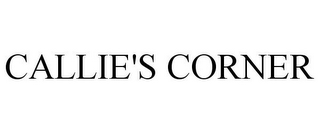 mark for CALLIE'S CORNER, trademark #78806681