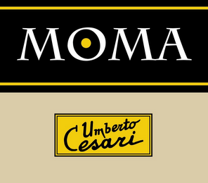 mark for MOMA UMBERTO CESARI, trademark #78807918