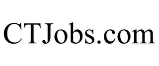 mark for CTJOBS.COM, trademark #78808252